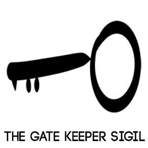 Sigilo The Gate Keeper